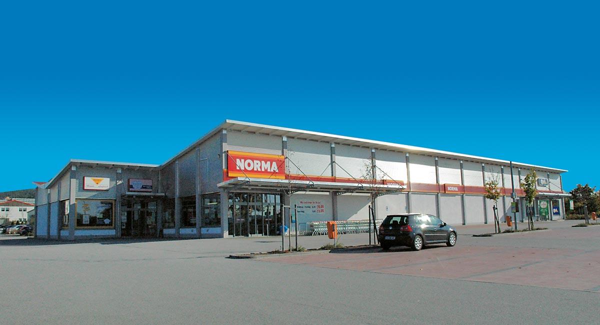 Norma – Einkaufsmarkt, Regenstauf